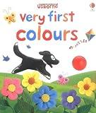 Jo Litchfield Colours (Usborne Very First Words) (Usborne First Words Board Books)
