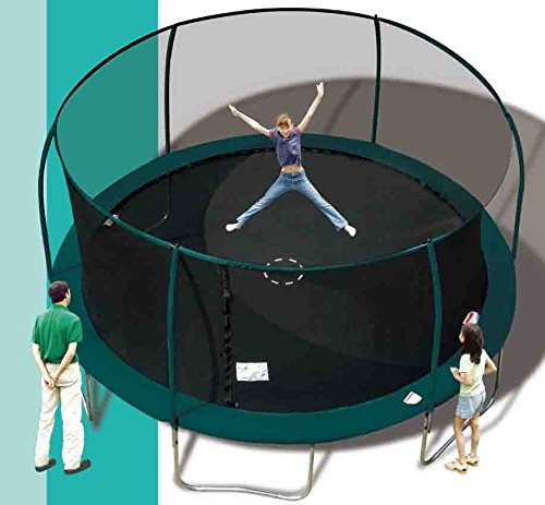 Trampoline-Enclosure-Mesh-Net-ONLY-for-15-Sportspower-Model-TR-156COM-FLX-OEM-Equipment