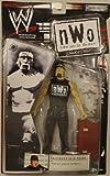 WWE New World Order Back & Bad Hollywood Hulk Hogan in Black NWO Shirt 2002 Action Figure