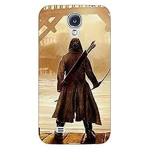 Jugaaduu LOTR Hobbit Back Cover Case For Samsung Galaxy S4 Mini I9192