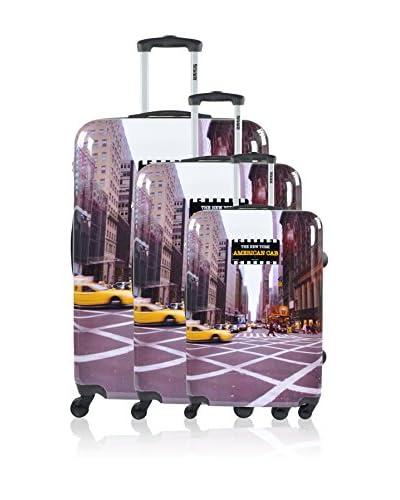 ARTS Set 3 Trolley Rigido Taxi