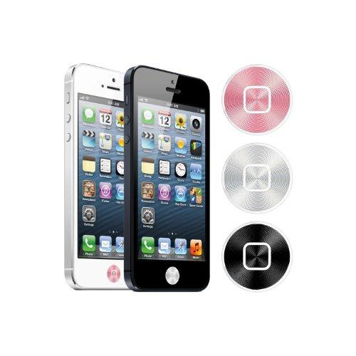 【国内正規代理店品】 SPIGEN SGP アルミニウム ホームボタン [BSP] for iPhone & iPad SGP09631