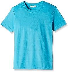Fox Boys' T-Shirt  (Turquoise_4 years_337383)