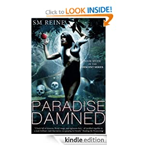 Paradise Damned (The Descent Series) - SM Reine
