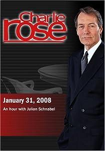 Charlie Rose - Julian Schnabel (January 31, 2008)
