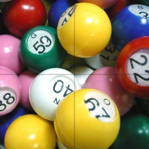 Boules de bingo, 22mm