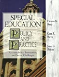 img - for Special education: Policy and Practice book / textbook / text book