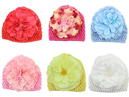 Hand Knitted Baby Hats front-554784