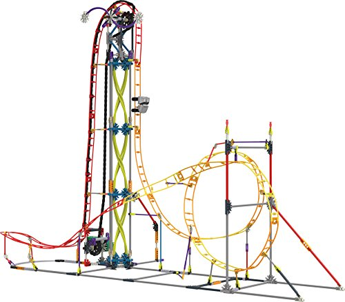 KNEX-Thrill-Rides-Electric-Inferno-Roller-Coaster-Building-Set-639-Pieces-For-Ages-9-Engineering-Education-Toy