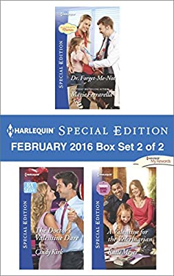 Harlequin Special Edition February 2016 - Box Set 2 of 2: Dr. Forget-Me-Not\The Doctor's Valentine Dare\A Valentine for the Veterinarian