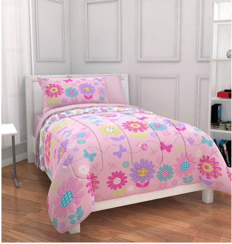 Butterfly Twin Bedding 2282 front