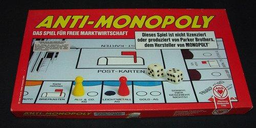 ASS - Anti-Monopoly - Das Spiel für die freie Marktwirtschaft