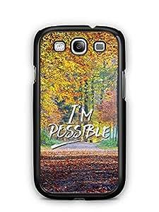 YuBingo I'm Possible Designer Mobile Case Back Cover for Samsung Galaxy S3