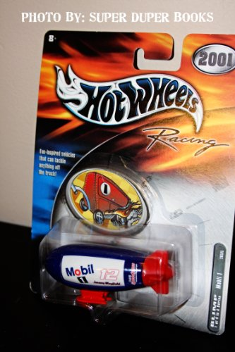 Hot Wheels Racing Mobil Speedpass #12 Jeremy Mayfield Blimp