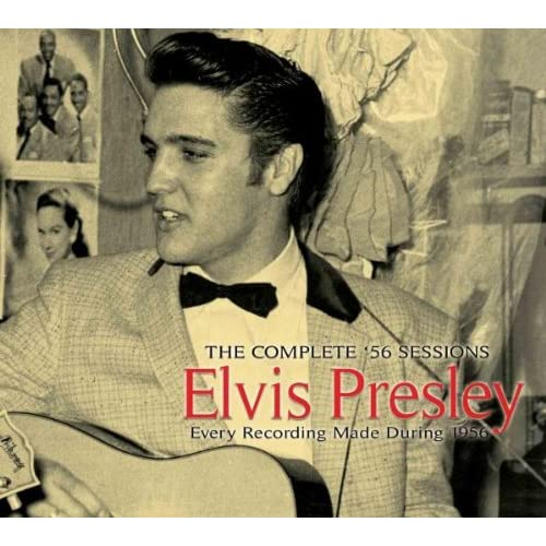 The-Complete-56-Sessions-Elvis-Presley-Audio-CD