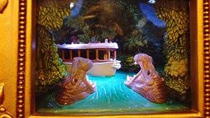Disneyland Jungle Cruise Gallery of Light Box by Olszewski