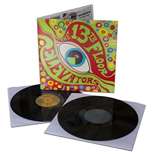 The 13th floor elevators cd covers for 13th floor dvd