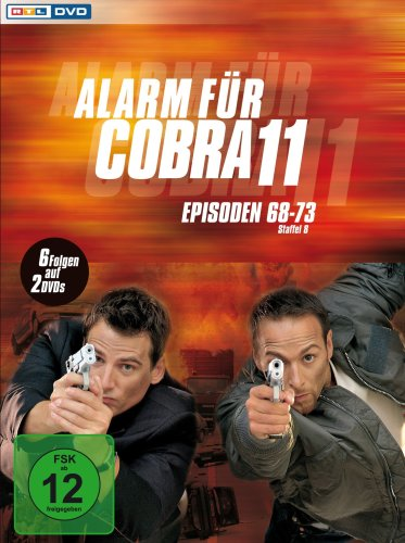 Alarm für Cobra 11 - Staffel 8
