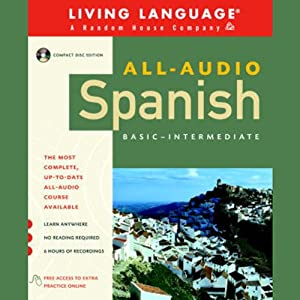 All-Audio Spanish | [Living Language]