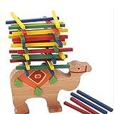Madera Juego De Barra De Equilibrio Camello Educativa Para Las Manos De Los Niños Los Niños Del Bebé