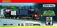 Hornby R1125 Somerset Belle 00 Gauge DCC Electric Train Set by Hornby Hobbies Ltd