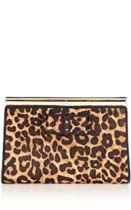 Leopard Pony Clutch