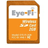 Eye-Fi Share Wireless 2 GB SD Flash Memory Card EYE-FI-2GB