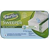 Swiffer Sweeper Wet Refills Open Window, Fresh, 12 Count