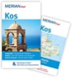 Kos: MERIAN live! - Mit Kartenatlas im Buch und Extra-Karte zum Herausnehmen