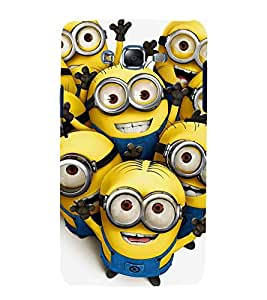 printtech Minions Back Case Cover for Samsung Galaxy Quattro i8552 / Samsung Galaxy Quattro Win i8552