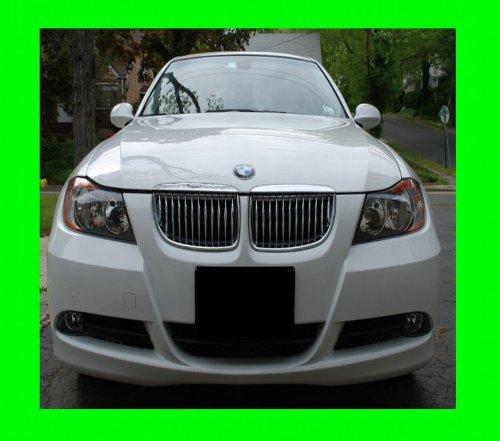 2008 Bmw 335xi Price: BMW E90 2006-2008 CHROME GRILLE GRILL KIT 2007 06 07 08