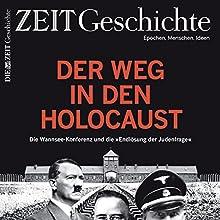 Der Weg in den Holocaust: Die Wannsee-Konferenz und die
