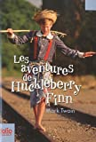 echange, troc Mark Twain - Les aventures de Huckleberry Finn