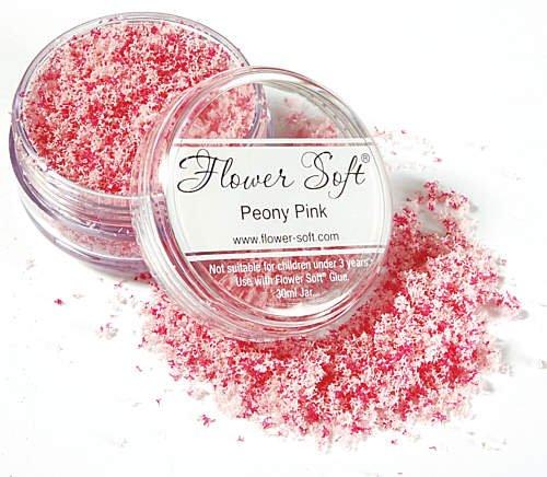 Peony Pink Flower Soft