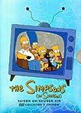 echange, troc Les Simpson : L'Intégrale Saison 1 - Édition Collector 3 DVD
