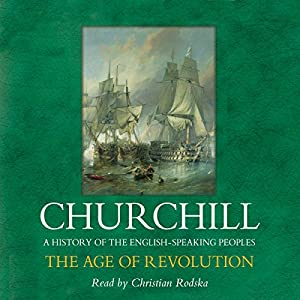 The Age of Revolution Audiobook