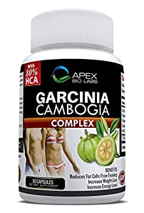 Garcinia Cambogia Ultra Pure Extract [50% Off Launch Special!] - 1400 mg 80% HCA Premium Supplement - Reduces Fat Cells from Forming - Increase Weight Loss - Increase Energy Levels - All Natural - No Side Effects - 60 Pills - Money Back Guarantee - Made in USA