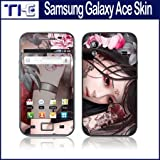 TaylorHe Vinyl Skin Decal for Samsung Galaxy Ace