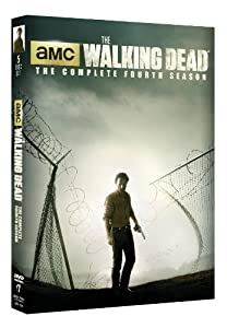 The Walking Dead: Season 4 from ANCHOR BAY