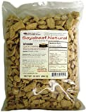 Betta Foods Soyabeaf Natural Chunks (Unflavored TVP), 16-ounce Bag