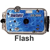 Intova Waterproof Video Camera with Flash - 100 Feet / 30 Meters
