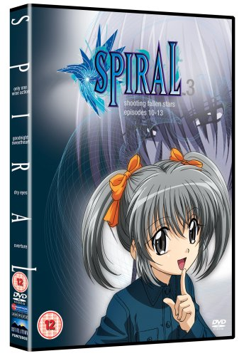 Spiral 3 - Shooting Fallen Stars [2004] [DVD]