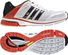 Adidas - Snova Glide 4M Mens Shoes In Running White/Metalic Silver/Highenerg