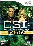 CSI: Fatal Conspiracy - Wii Standard Edition