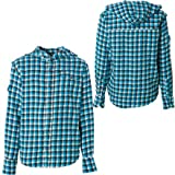Hurley Shrunken Outcast Hooded Flannel Shirt - Long-Sleeve - Boys'