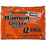 Maruchan Ramen Chicken Flavor Noddle Soup 12 Pack