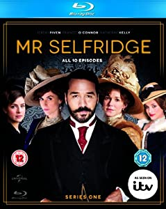 Mr Selfridge - Series 1 [Blu-ray] [2013] [Region Free]