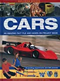 img - for Exploring Science: Cars: An Amazing Fact File And Hands-On Project Book book / textbook / text book