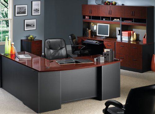 Via Modular Office Furniture Collection - Desk