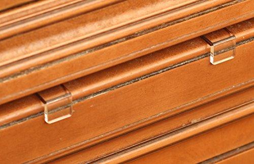 Decobros Over The Cabinet Door Bag Holder Silver